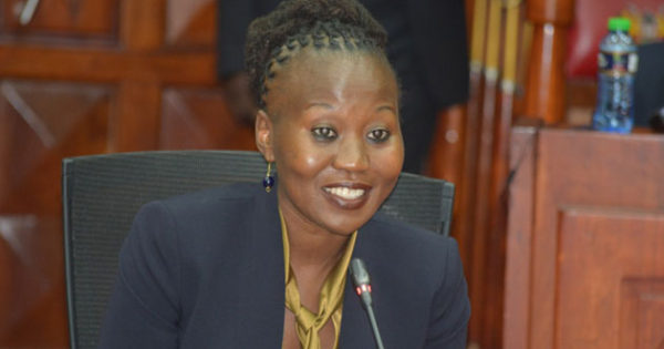 Roselyn Akombe démissionne comme commissaire IEBC