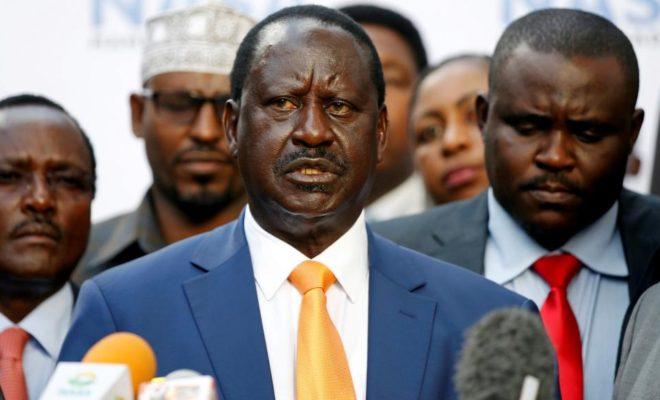 Kenya : Raila Odinga se retire des élections du 26 octobre 2017