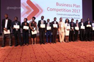 Grand Prix CGECI Academy 2017 récompense des jeunes Start-Up innovantes