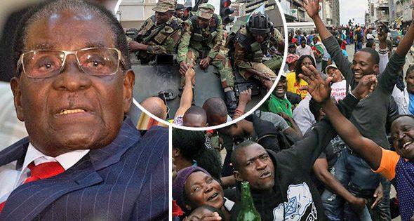 Zimbabwe : Robert Mugabe démissionne enfin
