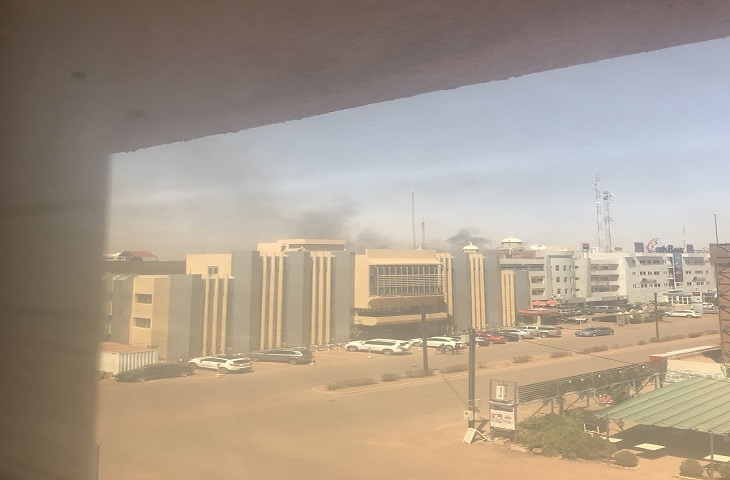 La situation ce matin était confuse à Ouagadougou
